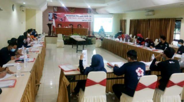 PMI Jakarta Selatan Gelar Pelatihan Pelayanan Ambulans
